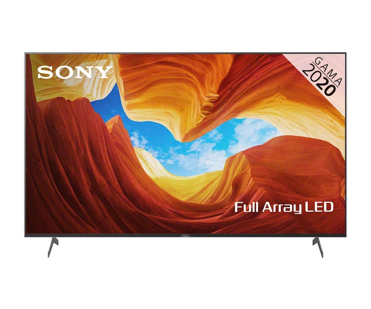 SONY KD75XH9096 TELEVISOR 75'' LCD FULL ARRAY LED UHD 4K HDR ANDROID TV