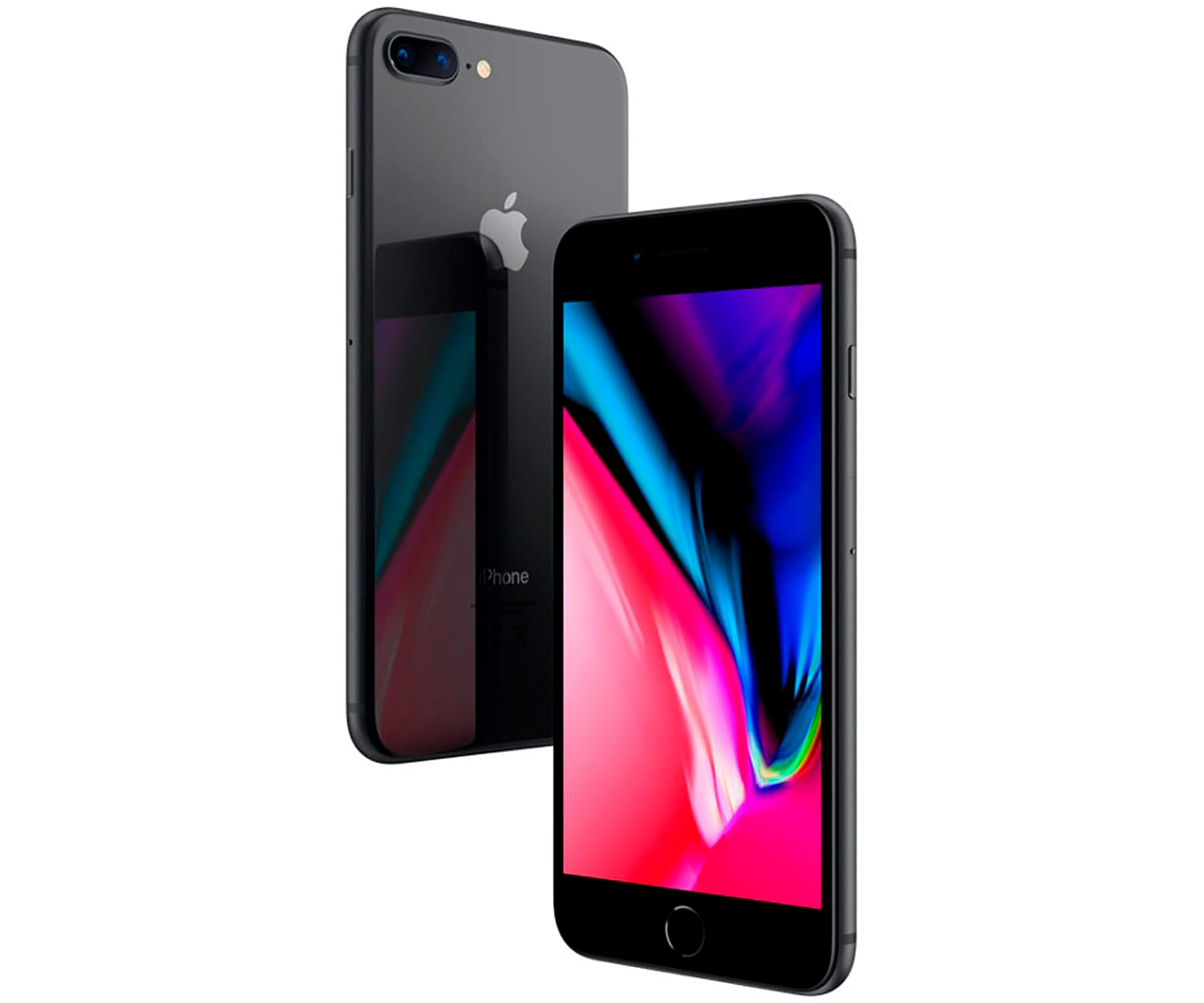 cfde2af8f19 APPLE IPHONE 8 PLUS 64GB GRIS ESPACIAL REACONDICIONADO CPO MÓVIL 4G 5.5''  RETINA FHD ...