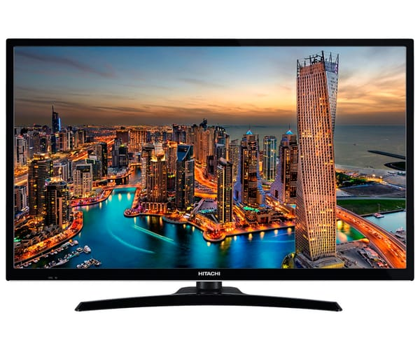 HITACHI 32HE4000 TELEVISOR 32'' LCD IPS DIRECT LED FULLHD 600Hz SMART TV WIFI