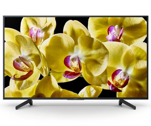 SONY KD-49XG8096 TELEVISOR 49'' LCD EDGE LED UHD 4K HDR 400Hz SMART TV ANDROID WIFI BLUETOOTH
