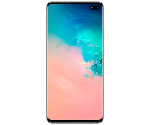 SAMSUNG GALAXY S10+ BLANCO PRISMA MÓVIL DUAL SIM 4G 6.4'' DYNAMIC AMOLED QHD+/8CORE/128GB/8GB RAM/16+12+12MP/10+8MP