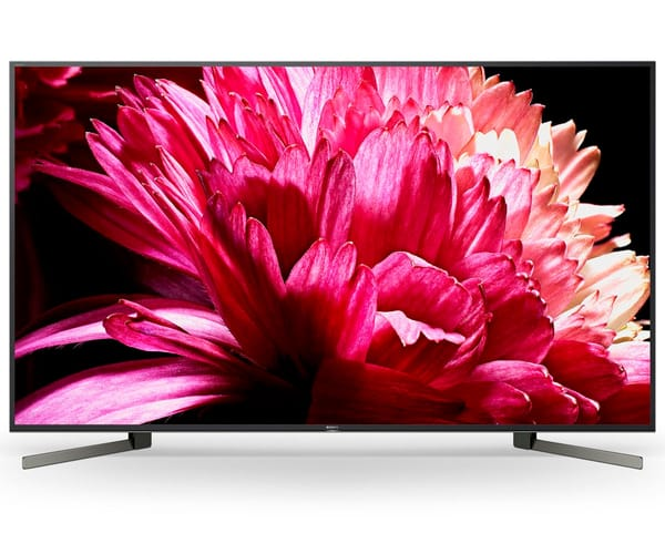 SONY KD-85XG9505 TELEVISOR 85'' LCD LED GAMA COMPLETA UHD 4K HDR SMART TV ANDROID WIFI BLUETOOTH