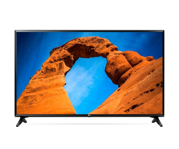 LG 43LK5900 TELEVISOR 43'' LCD LED FULL HD HDR 1000Hz SMART TV WEBOS 4.0 WIFI LAN HDMI USB GRABADOR Y REPRODUCTOR MULTIMEDIA