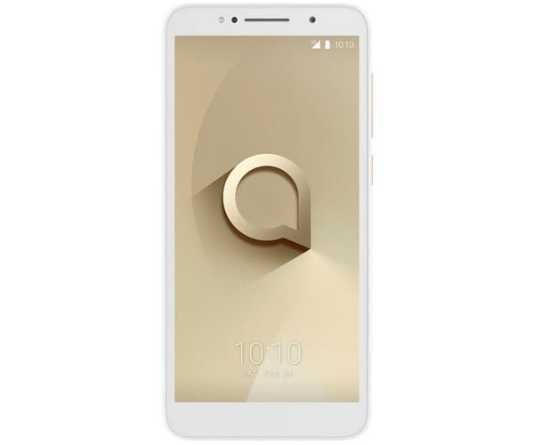 ALCATEL 1C DORADO MÓVIL 4G DUAL SIM 5.0'' FWVGA+/4CORE/16GB/1GB RAM/8MP/5MP