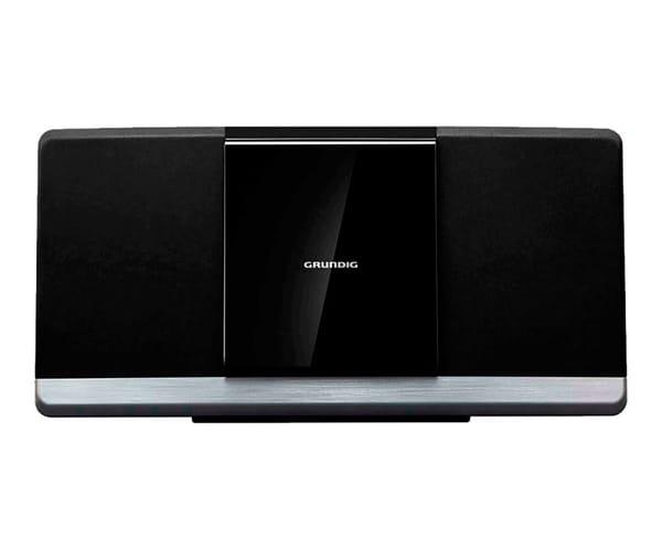 GRUNDIG MF 2000 BT MICROCADENA PLANA COMPACTA 40W RMS CON BLUETOOTH CD-MP3 Y REPRODUCTOR USB