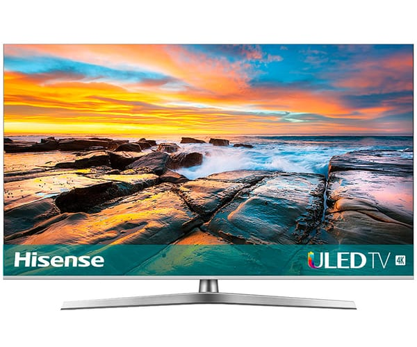 HISENSE H55U7B TELEVISOR 55'' ULED UHD 4K 2300Hz DOLBY VISION SMART TV WIFI CI+ HDMI USB REPRODUCTOR MULTIMEDIA
