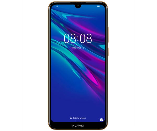 HUAWEI Y5 (2019) MARRÓN MÓVIL 4G DUAL SIM 5.71'' IPS HD+/4CORE/16GB/2GB RAM/13MP/5MP