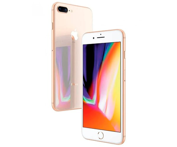 APPLE IPHONE 8 PLUS 256GB ORO REACONDICIONADO CPO MÓVIL 4G 5.5'' RETINA FHD/6CORE/256GB/3GB RAM/12MP+12MP/7MP