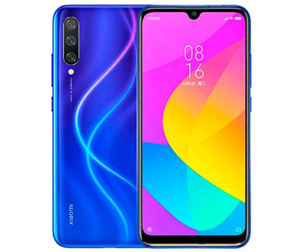 XIAOMI MI A3 AZUL MÓVIL 4G DUAL SIM 6.088'' AMOLED HD+/8CORE/128GB/4GB RAM/48+8+2MP/32MP