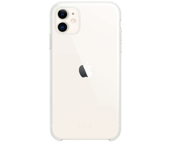 APPLE MWVG2ZM/A TRANSPARENTE CARCASA DE SILICONA APPLE IPHONE 11