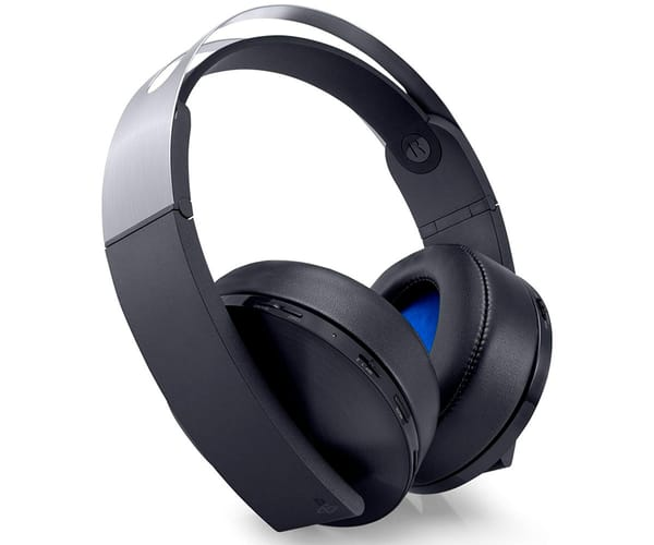 SONY PLATINUM WIRELESS HEADSET AURICULARES GAMING INALÁMBRICOS PS4 ANC