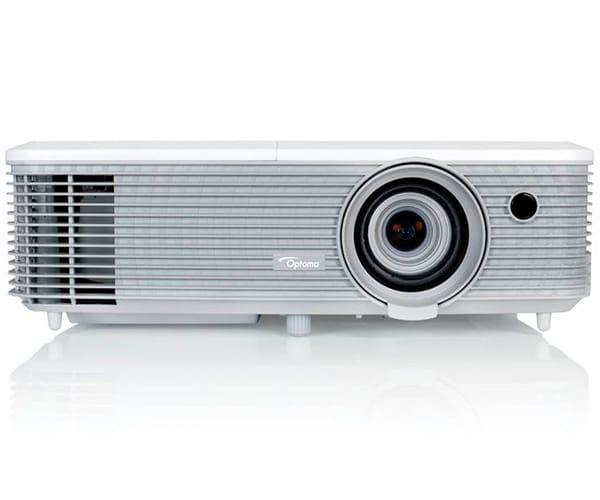 OPTOMA X345 PROYECTOR BLANCO 3200 LÚMENES 3D XGA DLP VGA HDMI RCA USB JACK 3.5mm RS232