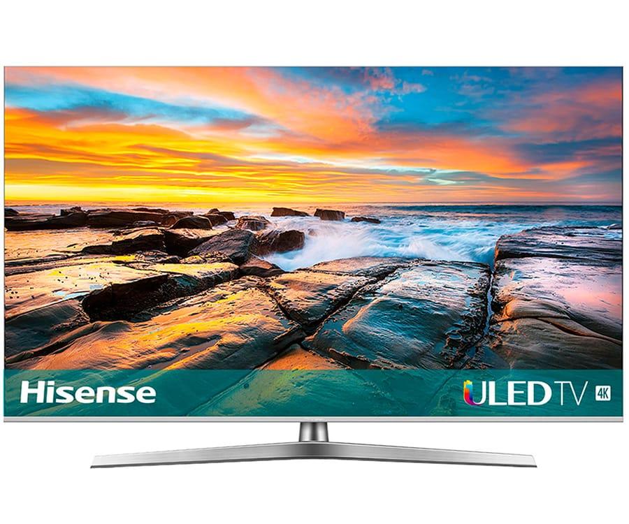HISENSE H50U7B TELEVISOR 50'' ULED UHD 4K 2300Hz DOLBY VISION SMART TV WIFI CI+ HDMI USB REPRODUCTOR MULTIMEDIA