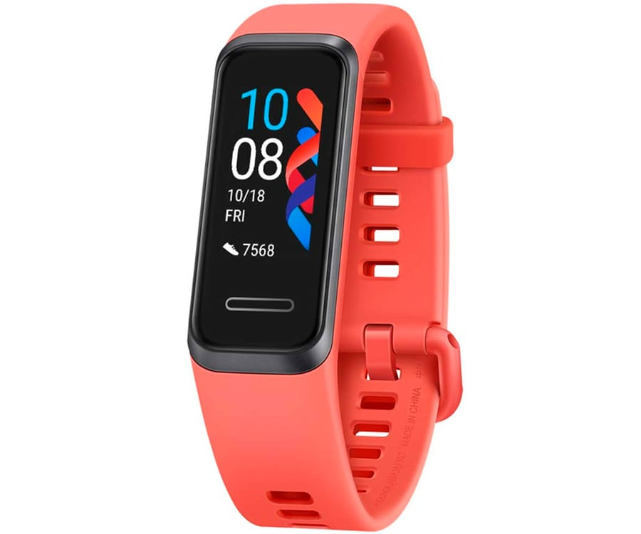 HUAWEI BAND 4 AMBER SURPRISE PULSERA MONITOR DE ACTIVIDAD INTELIGENTE