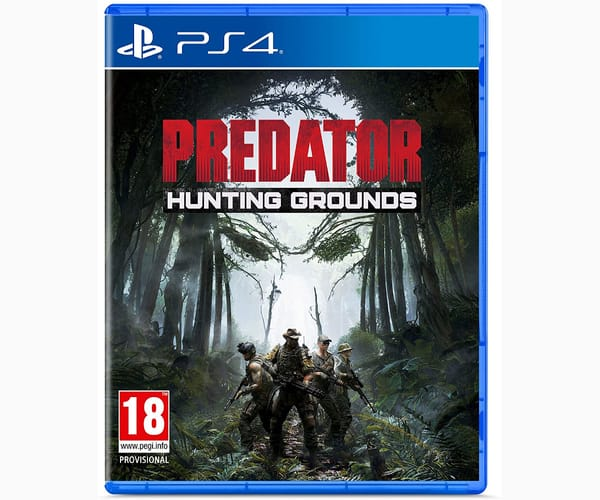 SONY VIDEOJUEGO PREDATOR: HUNTING GROUNDS PARA PLAYSTATION 4