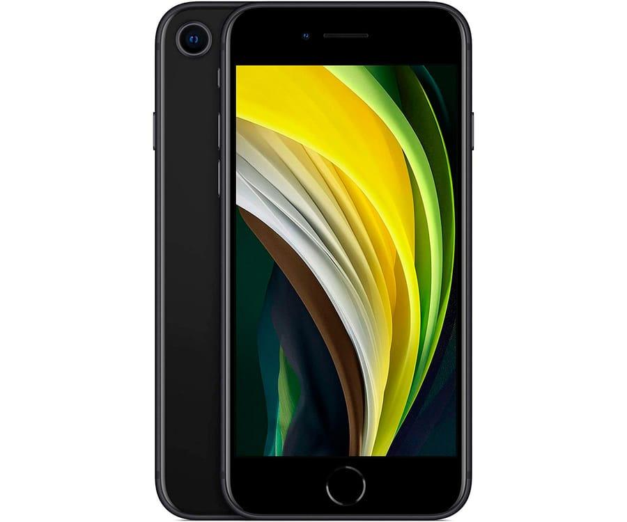 APPLE IPHONE SE 2020 128GB NEGRO MÓVIL 4G 4.7''/A13/64GB/3GB RAM/12MP (E)