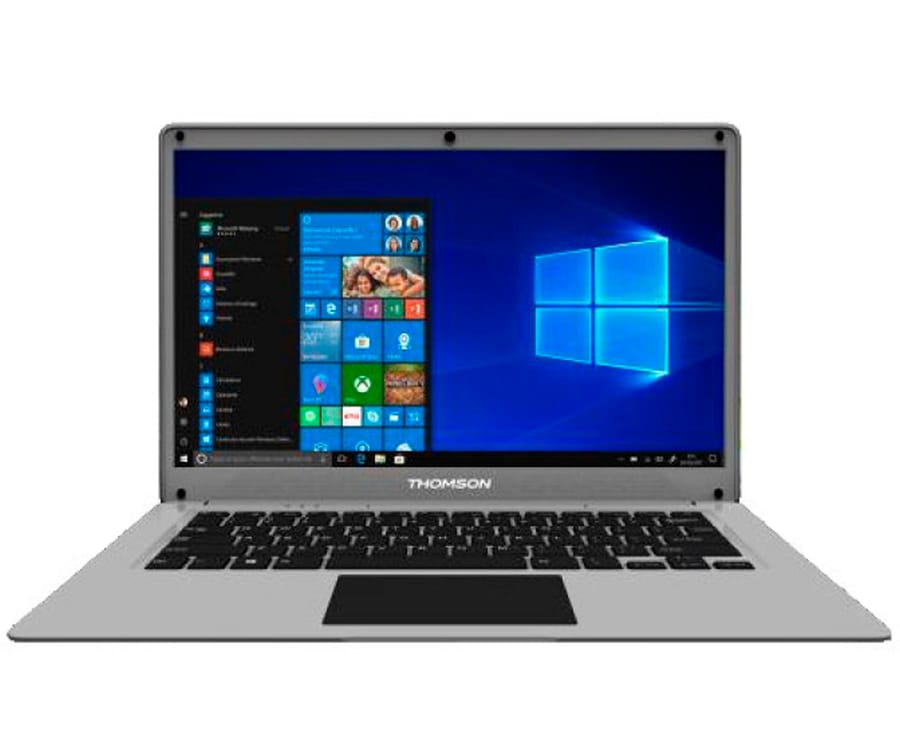 THOMSON SP-NEO14C-4SL64 PLATA PORTÁTIL 14'' LCD LED HD CELERON-N3350 1.1GHz 64GB 4GB RAM WINDOWS 10 S