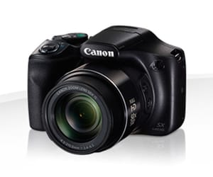 CANON POWERSHOT SX540 HS NEGRA CÁMARA DE FOTOS DIGITAL COMPACTA 20MP