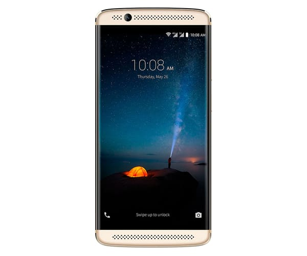 ZTE AXON 7 MINI DORADO MÓVIL 4G DUAL SIM 5.2'' AMOLED FHD/8CORE/32GB/3GB RAM/16MP/8MP