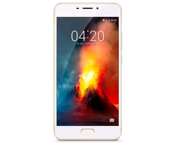 MEIZU M5 NOTE 16GB DORADO MÓVIL DUAL SIM 4G 5.5'' IPS LTPS/8CORE/16GB/3GB RAM/13MP/5MP