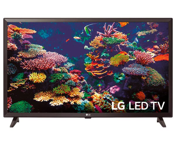 LG 32LK510 TELEVISOR 32'' LCD LED HD READY 300Hz HDMI USB GRABADOR Y REPRODUCTOR MULTIMEDIA