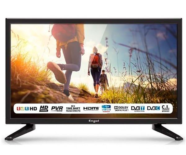 6ffa76df2f8 ENGEL 19LE1962 TELEVISOR 19   LCD LED HD READY HDMI USB Y REPRODUCTOR  MULTIMEDIA ESPECIAL