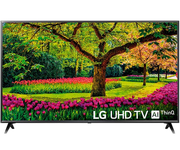LG 55UK6300PLB TELEVISOR 55'' IPS DIRECT LED UHD 4K 1600Hz SMART TV WEBOS 4.0 WIFI BLUETOOTH