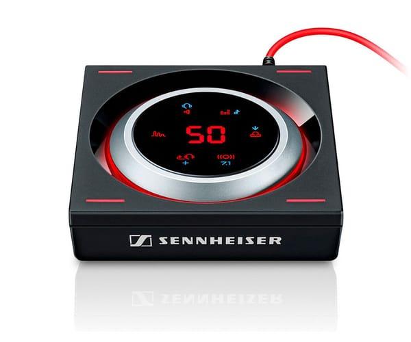 SENNHEISER GSX1000 AMPLIFICADOR DE AUDIO PARA PC