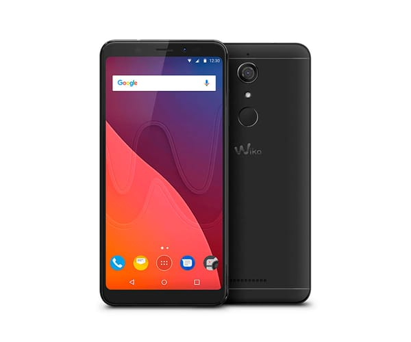 WIKO VIEW NEGRO MÓVIL 4G DUAL SIM 5.7'' IPS HD+/4CORE/16GB/3GB RAM/13MP/16MP