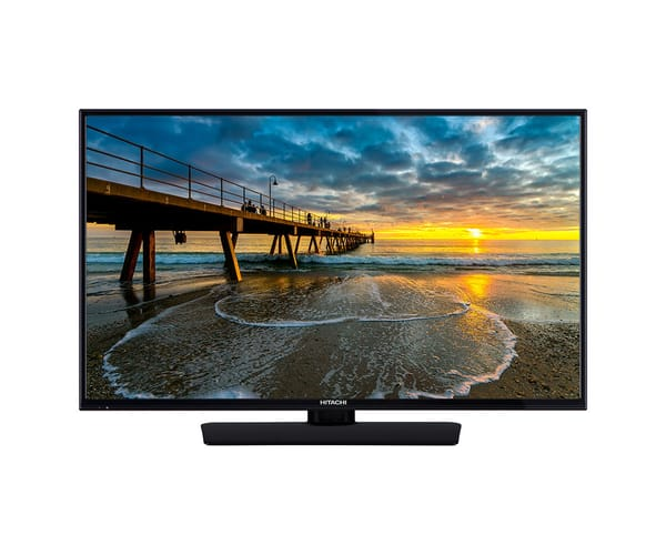 HITACHI 32HB4T61 TELEVISOR 32'' LCD LED HD READY SMART TV WIFI USB REPRODUCTOR