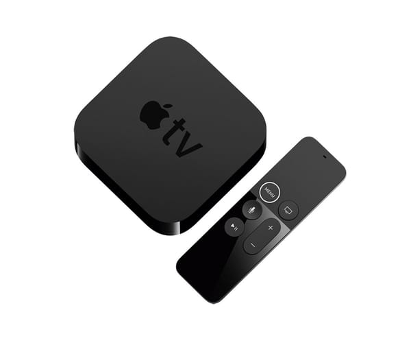 APPLE MQD22HY/A APPLE TV 32GB 4K HDR RECEPTOR DIGITAL MULTIMEDIA PARA TELEVISOR MANDO CON CONTROL POR VOZ CON SIRI