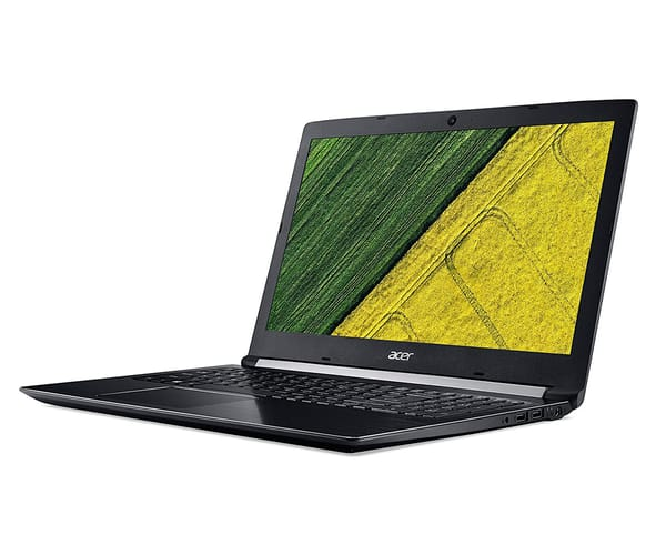 ACER ASPIRE 5 NEGRO PORTÁTIL 15.6'' HD/i7 1.80GHz/1TB/8GB RAM/MX130 2GB/W10 HOME