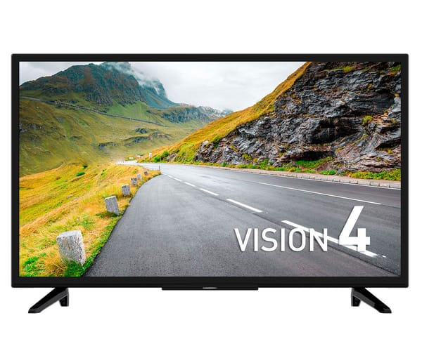 GRUNDIG 32VLE4720 TELEVISOR 32'' LCD LED HD READY 400Hz HDMI USB GRABADOR Y REPRODUCTOR MULTIMEDIA