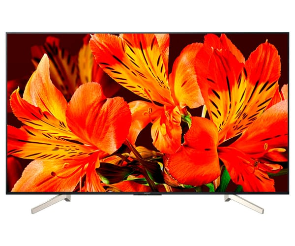 SONY KD-49XF8596 TELEVISOR 49'' LCD EDGE LED UHD 4K HDR 1000Hz SMART TV ANDROID WIFI BLUETOOTH