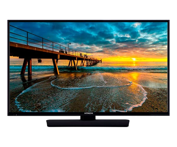 HITACHI 24HB4T05 TELEVISOR 24'' LCD DIRECT LED HD READY 200Hz HDMI USB REPRODUCTOR MULTIMEDIA