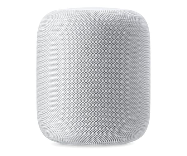 APPLE HOMEPOD BLANCO ALTAVOZ INTELIGENTE CON ASISTENTE SIRI WIFI AIRPLAY 2