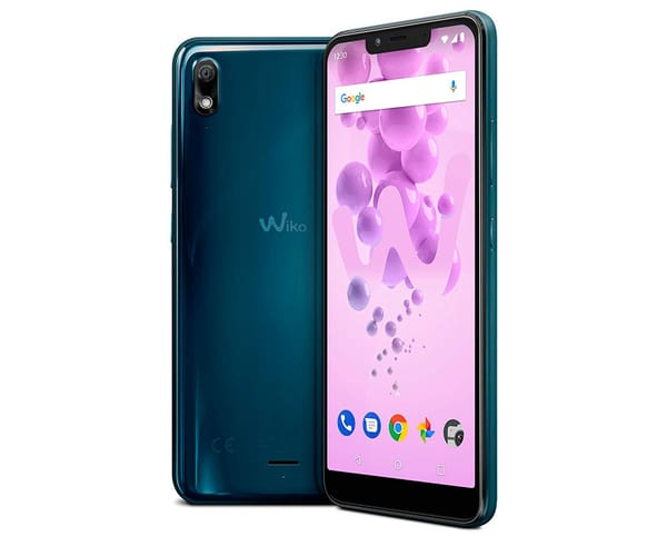 WIKO VIEW2 GO AZUL MÓVIL 4G DUAL SIM 5.93'' IPS HD+/8CORE/32GB/3GB RAM/12MP/5MP