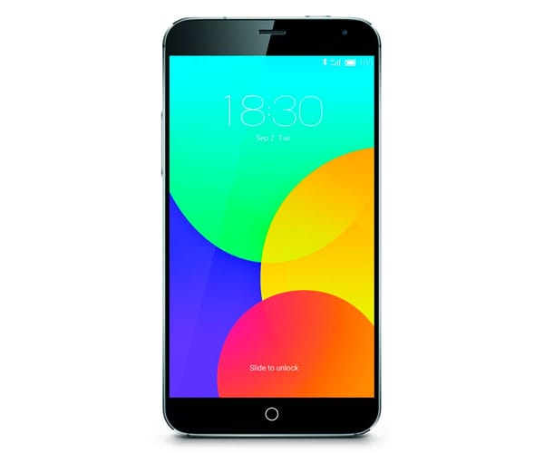 MEIZU MX4 16GB GRIS MÓVIL 4G 5.36'' IPS 8CORE/16GB/2GB RAM/20MP/2MP