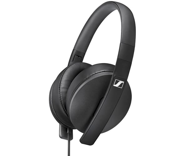 SENNHEISER HD-300 AURICULARES OVER-EAR HIFI PLEGABLES